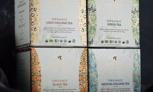 ROWADU – Organic Oolong Tea
