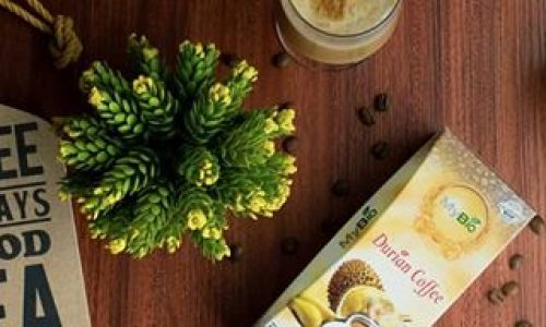 EXOTICO – Durian Coffee in 5 easy to serve sachets