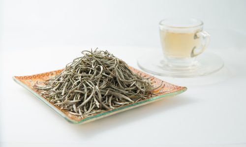 BUKIT SARI – Organic White Tea Silver Needle
