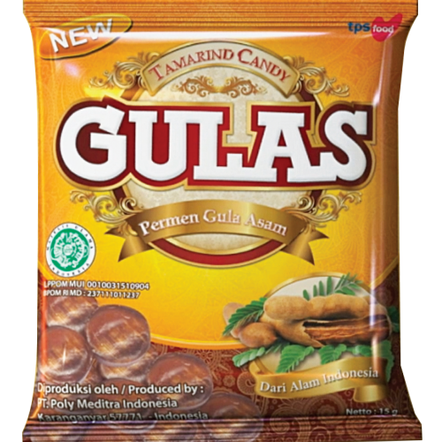 TPS Food – Gulas Tamarind Candy