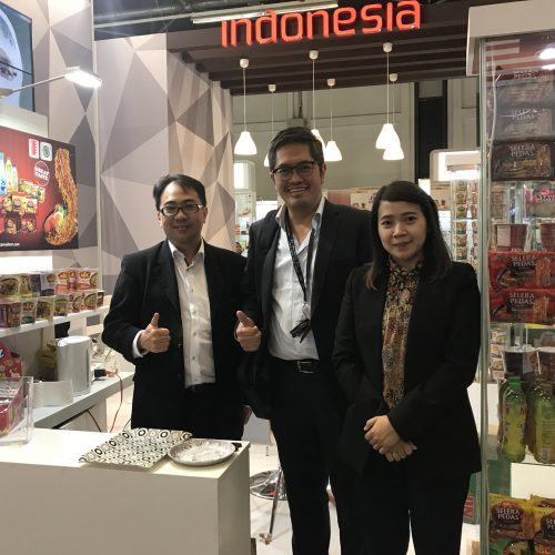 ANUGA 2017 – Köln, Germany