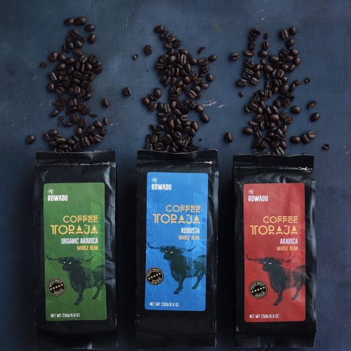 ROWADU – Roasted Toraja Coffee