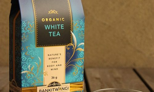 BANKITWANGI – Organic White Tea Silver Needle