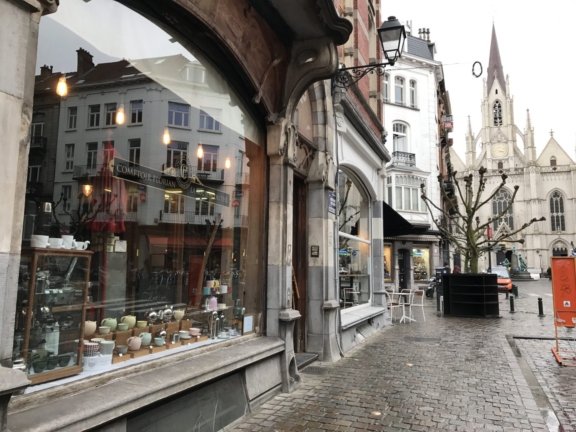 Business in Brussels