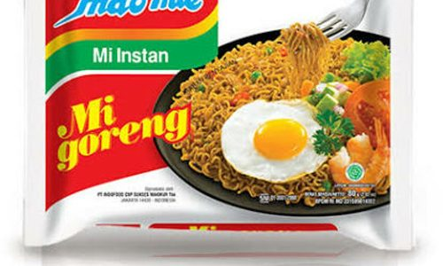 INDOMIE – Chicken & Beef variants (oil & non-oil base)